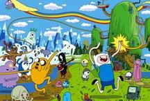 Adventure Time / No one's ever too old for ADVENTURE TIME!