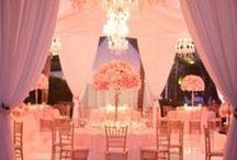 Wedding Decor / Stunning wedding decor.