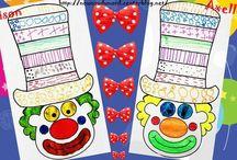 Kuvis: Vappu, sirkus