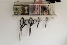 Bedroom DIY Hacks / Organisation / Craft / Do It Yourself ideas for bedrooms