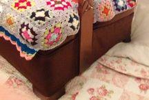 Crochet projects / My crochet isn't adventurous but I have so much fun doing it x