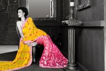 Party Wear Sarees / Party Wear Sarees Collection