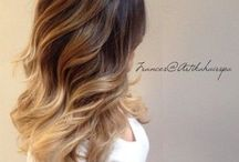 ombre/bayalage