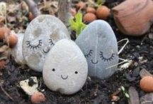Kamene / Maľované kamene