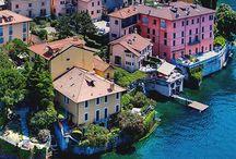 Lombardy / The most beautiful places in Lombardia, in the North of Italy. #lombardia #lombardy #landscape #italy #italia #alps #mountains #milan #como #lecco #pavia #brescia #bergamo #monza #sondrio #lodi #cremona #mantova #expo2015