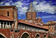 Pavia / The most beautiful places in the province of Pavia, Lombardy, in the North of Italy. #lombardia #lombardy #landscape #italy #italia #alps #mountains #pavia #expo2015
