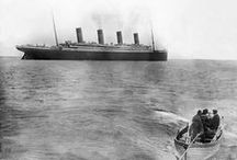 Titanic / I am fascinated and love studying the history of the Titanic.  Exploring everything about Titanic from the people, to building of her, to her maiden voyage, to her sinking to her discovery.