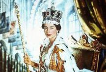 British Royalty / I am fascinated by English Royalty