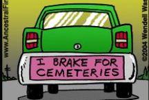 Gene Toons / Gene Toons--genealogy comic strips