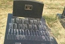 Fascinating Tombstones / Unique, different and interesting tombstone or graveyards