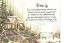 Family History Poems / Poems about family or family history