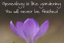 Genealogy Quotes / Quotes about genealogy and family.