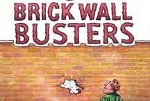Brick Walls and other Genealogy Tips / Tips on breaking genealogy brick walls and overcoming other issues