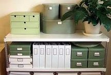 Organizational Genealogy / Tips on how to organize genealogy paperwork and information--both digital and paperwork.