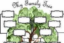 Genealogy Printables and Forms / Forms, charts and other documents to download and print for family history research