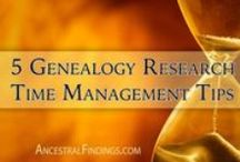 Genealogy Tips / Tips and suggestions to finding ancestors and making genealogy research easier