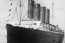 Lusitania / A look at the RMS Lusitania and her history.