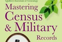 Military Records and Census Records / Using military records and census records in genealogy research.