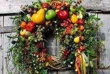 WIANKI /wreaths/, STROIKI ...