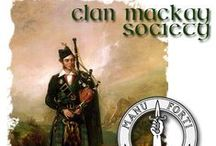 Clan McKee / Featuring the McKee family and clan.   This is one of the families I descend from. They are a sept of Clan MacKay.   Check out my website at ClanMcKee.org