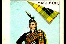Clan MacLeod / Featuring the MacLeod family and clan.  My ancestors are from this clan rich in history and legend.