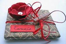 PAKOWANIE PREZENTÓW /gift wrapping/