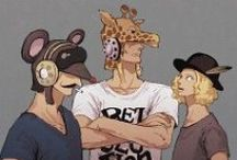 Revolutionary Army - One Piece