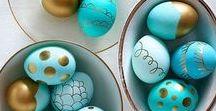 Paques | Easter / Bricolages Décorations Recettes de Pâques
