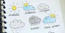 Sketchnotes / Des sketchnotes et des dessins