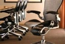 Get your office space back / We spend so many hours at the office - so why not make it comfortable, and beautiful. Bad Backs is all about relieving back pain throughout the day through ergonomic products and daily techniques.  / by Bad Backs Australia