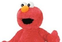 Sesame Street Plush Toys