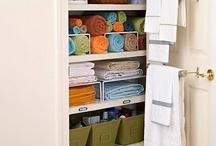 Home Organization / by Donna Belcher