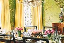 Dining room / by Donna Belcher