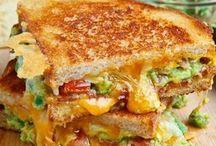 Sandwiches / by Donna Belcher