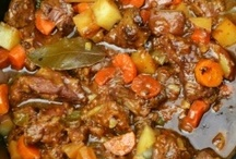 Soups and Stews / by Donna Belcher