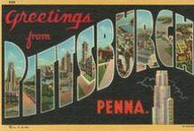 Pittsburgh Postcards