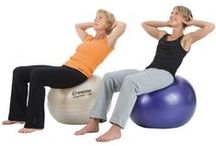 Get your physical back / Exercise equipment to prevent and offer relief from back pain