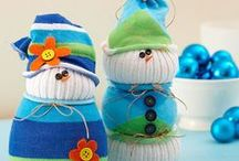 Crafts: Holidays: Christmas / by Vonnie Dee