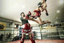 MMA / Learn n survive. Or fail.