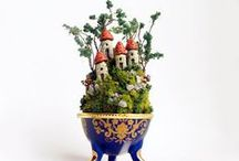 fairy /gnome  house / by Caralee Cartagena