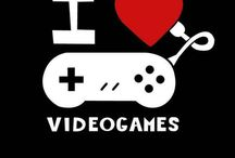 Video games / Because they are so very fun.