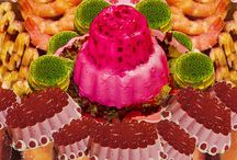 Vintage & Retro Recipes / Aspic & other tempting gelatin treats you just know you want to try ;-) / by Erik Ingmanndsen