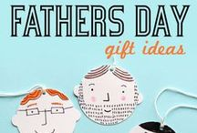 Father's Day Gift Ideas / A collection of gift ideas to suit any budget including some fabulous DIY ideas too!  Something every dad will love! #happyfathersday #fathersday2014 #ilovemydad