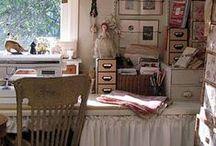 Sewing / quarto de costura