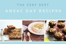 The Best Anzac Day Recipes / A collection of recipes perfect to celebrate Anzac Day #anzacday2015 #anzac #recipes #yummy