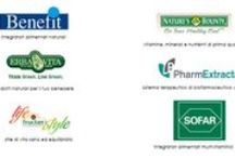 Integratori Alimentari e Prodotti Naturali / BENEFIT: gli Integratori Alimentari con efficacia garantita. -  ERBA VITA: dal 1982 Benessere Naturale. -  FRUCTAN [Sofar]: stile di vita sano ed equilibrato. - NATURE'S BOUNTY:  Integratori di valore nutrizionale, preparati in stabilimenti tra i più all'avanguardia al mondo. -  PHARMEXTRACTA: sistema terapeutico di biofarmaceutica vegetale. - SOFAR: da oltre 45 anni proiettata verso il futuro.