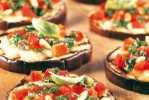 Natural Food / Un viaggio gastronomico di aromi speziati, sapori e ricette gustose. A culinary journey of spicy aromas, flavors and tasty recipes