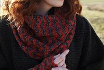 Knitting and crocheting design and patterns