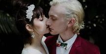 weddings / Pure love and intimate moments.