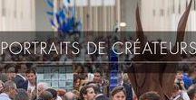 Portraits des exposants 2017 / Ils seront là du 4 au 8 mai 2017 au Grand Palais pour vous présenter les créations les plus étonnantes et le meilleur des métiers d'art.